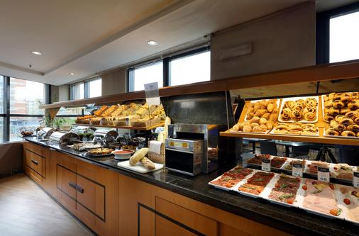 Hotel Exe Plaza - Madrid - Buffet
