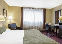 Clarion Hotel & Conference Centre - Pembroke - Bedroom