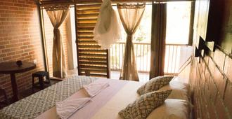 I Wanna Palomino - Hostel - Palomino - Bedroom