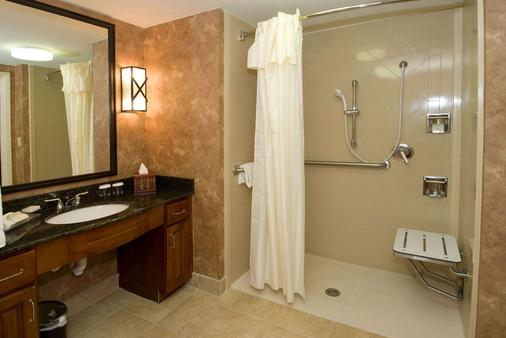Homewood Suites by Hilton San Antonio North - San Antonio - Bathroom