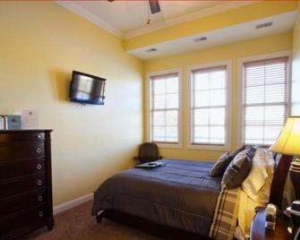 Main Street Inn - Lowell - Bedroom