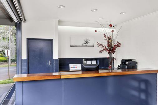 Comfort Inn Botanical - Hamilton - Front desk