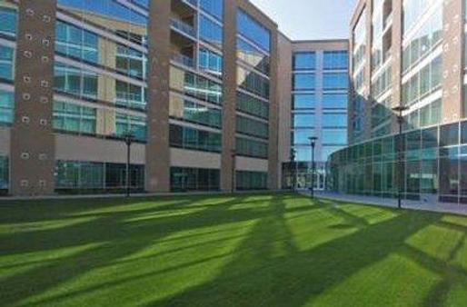 University Plaza Waterfront Hotel - Stockton - Rakennus