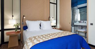 Hotel Bel Ami - Paris - Kamar Tidur