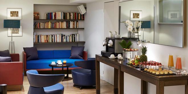 Hotel Bel Ami - Pariisi - Buffet