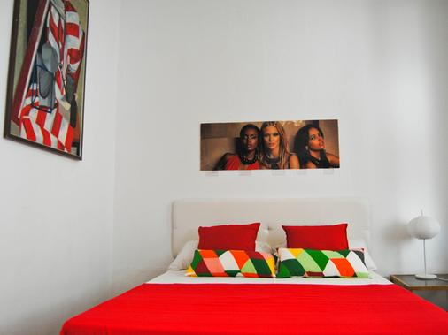 Hostel Málaga City - Málaga - Bedroom