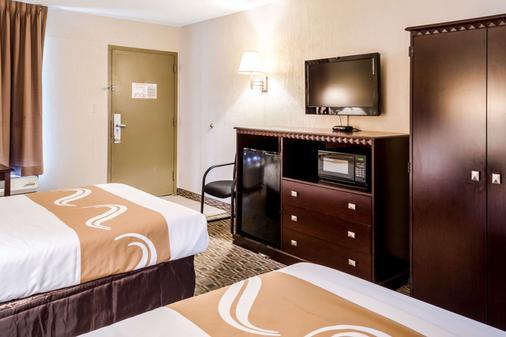 Quality Inn Moss Point - Pascagoula - Moss Point - Bedroom