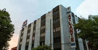 Hotel Atlante - Mexico City - Building