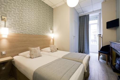Hôtel du Dauphin - Lyon - Phòng ngủ