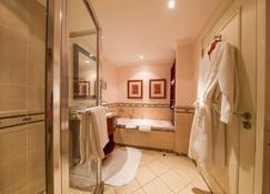 Kigali Serena Hotel - Kigali - Casa de banho