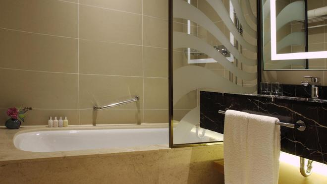 Lotte City Hotel Jeju - Cheju - Salle de bain