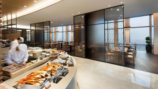 Lotte City Hotel Jeju - Cheju - Buffet