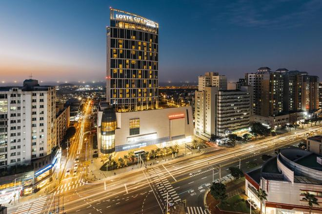 Lotte City Hotel Jeju - Ciudad de Jeju - Edificio