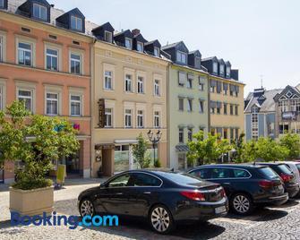 Hotel Garni Am Klostermarkt - Plauen - Gebouw