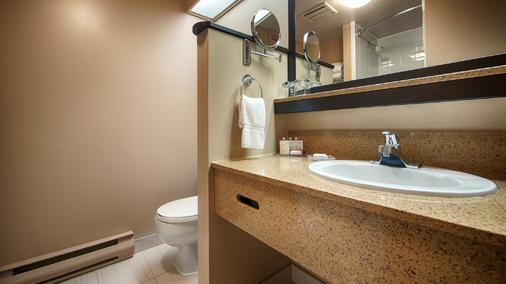 Best Western Plus Mont-Laurier - Mont-Laurier - Bathroom