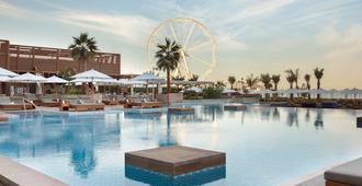 ريكسوس بريميوم دبي مساكن شاطئ جميرا - دبي - حوض السباحة