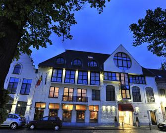 Golden Tulip De' Medici Hotel - Bruges - Edifício