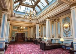 The Metropole Hotel - Blackpool - Lounge