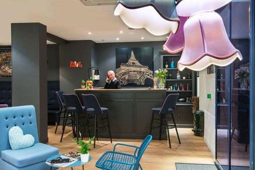 Hotel Villa Boheme - Paris - Bar