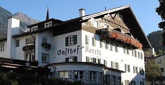 Gasthof Koreth - Innsbruck - Gebouw