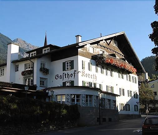 Gasthof Koreth - Innsbruck - Building