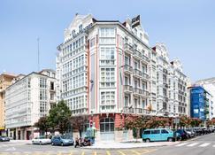Abba Santander - Сантандер - Здание