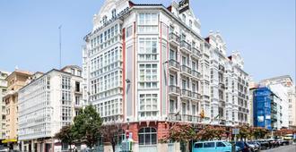 艾巴桑坦德酒店 - 聖塔坦德 - 桑坦德 - 建築