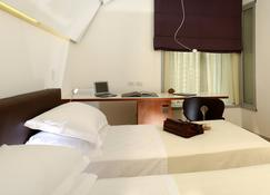 Black Hotel - Rome - Bedroom