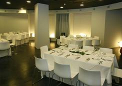Black Hotel - Rome - Banquet hall