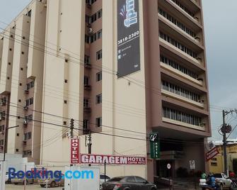 Center Patos Hotel - Patos de Minas - Edificio
