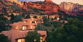 Enchantment Resort - Sedona - Edificio