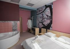 Medical Hotel & Spa - Tjumen - Schlafzimmer