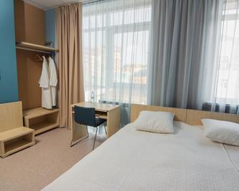 Medical Hotel & Spa - Tyumen - Bedroom