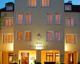 Hotel König Ludwig Ii - Garching - Gebouw