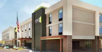 Home2 Suites by Hilton Salt Lake City-East - Thành phố Salt Lake - Toà nhà