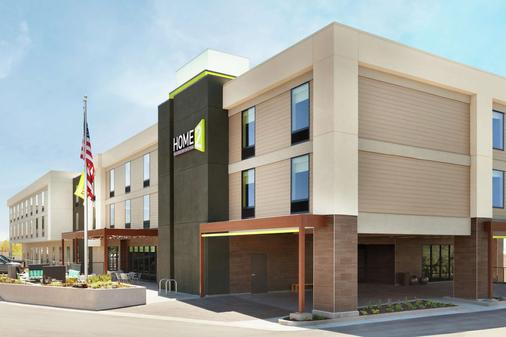 Home2 Suites by Hilton Salt Lake City-East - Salt Lake City - Building