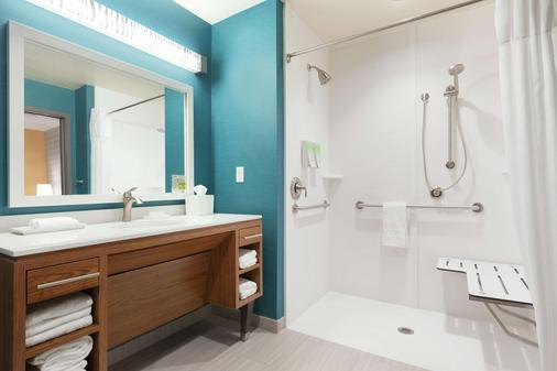 Home2 Suites by Hilton Salt Lake City-East - Salt Lake City - Bathroom