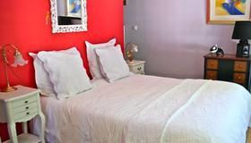 La Célestine - Straßburg - Schlafzimmer