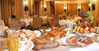 Hotel Alpina - Lucerna - Restaurante