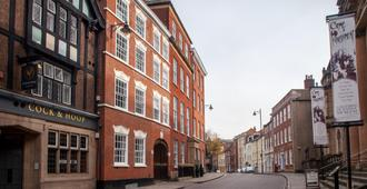 Lace Market Hotel by Compass Hospitality - Nottingham - Vista externa