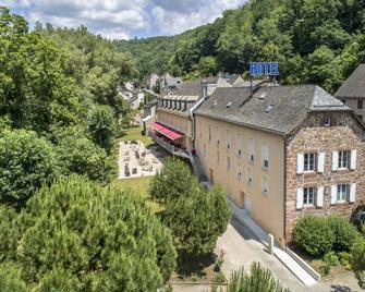 Hotel Les 2 Rives - Banassac-Canilhac