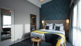 James Boutique Hôtel - Colmar - Yatak Odası