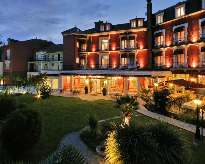 Best Western Beausejour - Lourdes - Edificio
