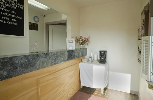 Americas Best Value Inn Lancaster - Lancaster - Kylpyhuone