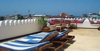 The Swahili House - Zanzibar - Patio