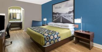 Super 8 San Antonio Northeast - San Antonio - Camera da letto