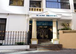 Kam Hotel - Malé - Byggnad