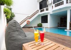 開姆酒店 - 馬累 - 游泳池
