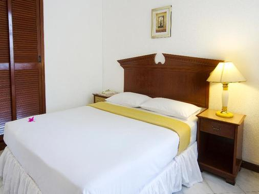 Kam Hotel - Μαλέ - Κρεβατοκάμαρα