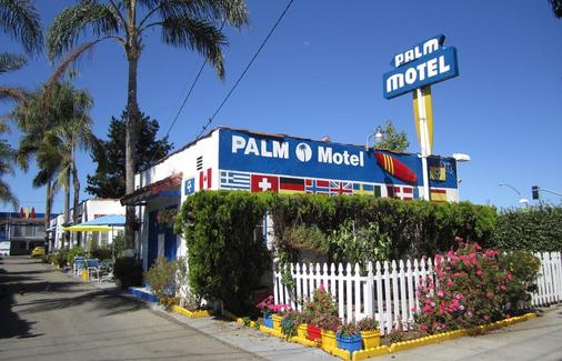 Palm Motel - Santa Monica - Outdoors view